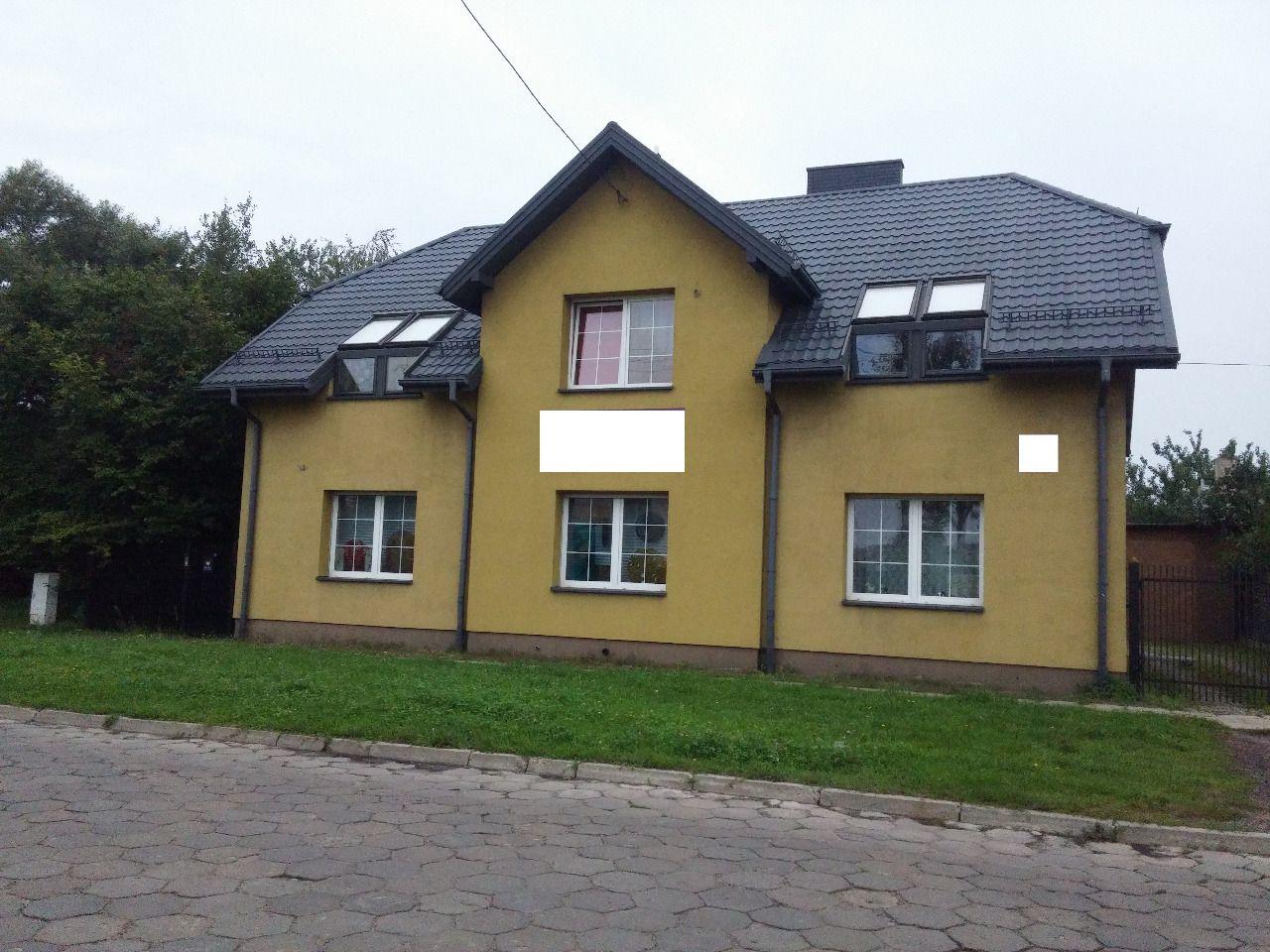 dom wolnostojący, 7 pokoi Łódź Nowe Rokicie, ul. gen. Ignacego Prądzyńskiego