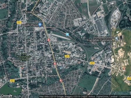 Mieszkanie 2-pokojowe Suwałki, ul. Składowa 4