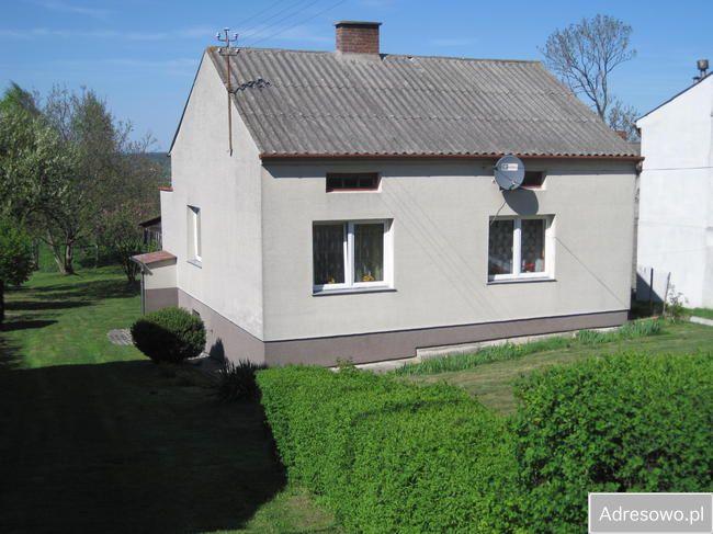 dom wolnostojący, 2 pokoje Dąbrowa