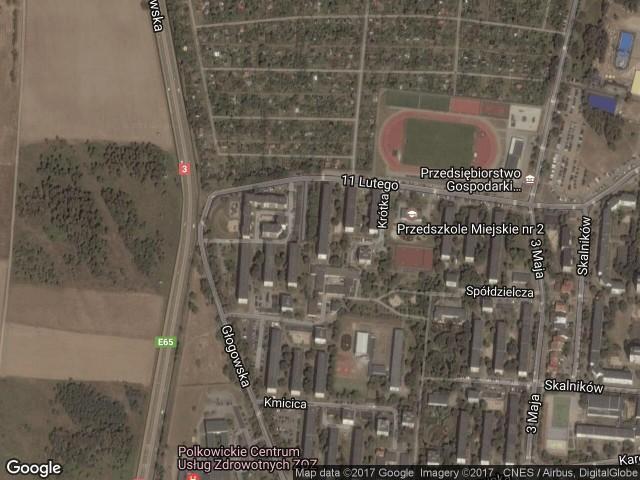 Mieszkanie 2-pokojowe Polkowice, ul. 11 Lutego 31