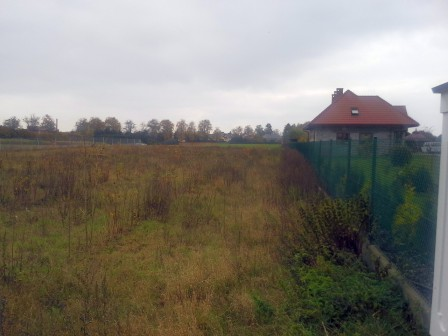 Działka budowlana Iława, ul. Zalewska 15