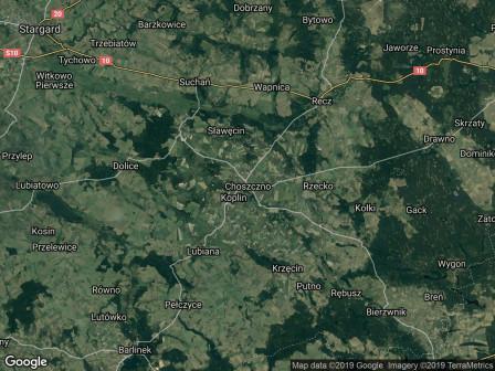 Mieszkanie 3-pokojowe Choszczno