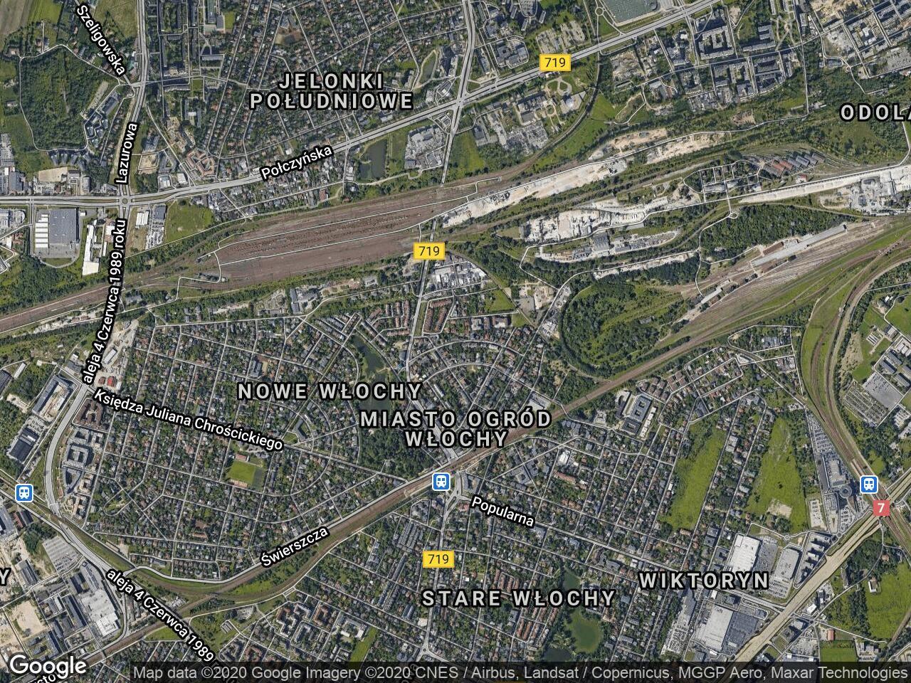 Mieszkanie 1-pokojowe Warszawa Włochy, ul. Nike