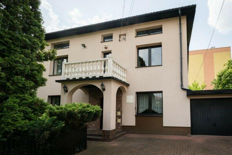 dom wolnostojący, 6 pokoi Zielonka, ul. Nadrzeczna 10A