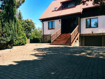 dom wolnostojący Olesno