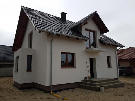 dom wolnostojący, 5 pokoi Lewin Brzeski, ul. Wiosenna