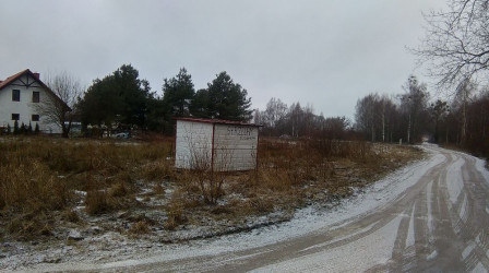 Działka rolno-budowlana Patryki