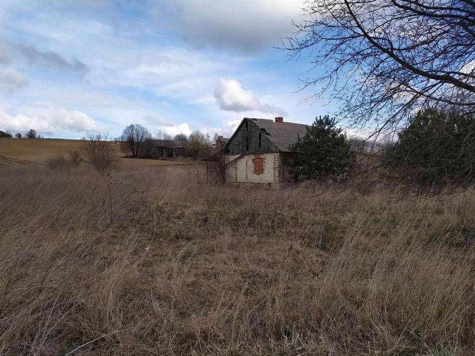 Działka rolno-budowlana Surhów-Kolonia