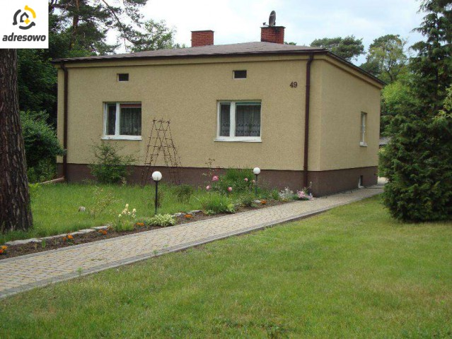 dom wolnostojący, 3 pokoje Łask Kolumna