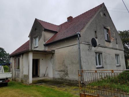 dom wolnostojący Zielina