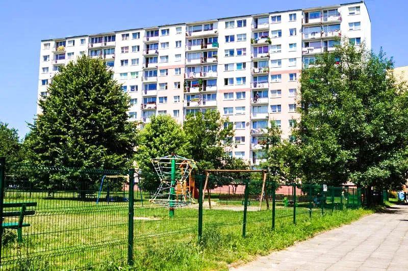 Mieszkanie 3-pokojowe Łódź Bałuty, ul. Aleksandrowska
