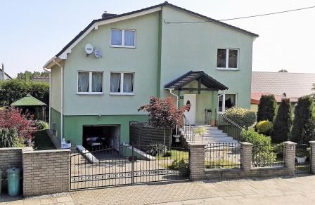 dom wolnostojący Zielona Góra Chynów, ul. Poziomkowa
