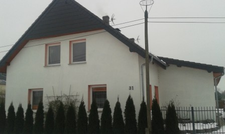 dom wolnostojący Rybna