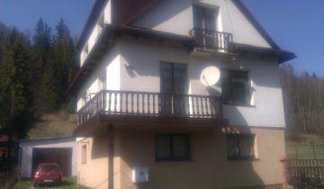 dom wolnostojący, 5 pokoi Rajcza Nickulina, Rajcza 382C