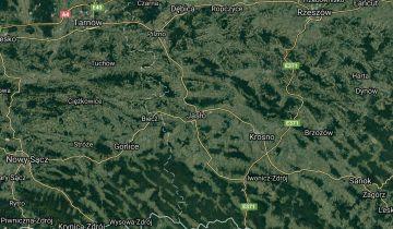 Działka leśna Jasło