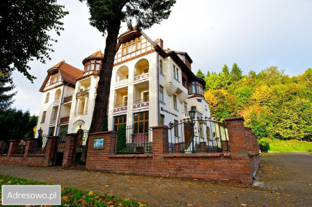 hotel/pensjonat Duszniki-Zdrój, ul. Zdrojowa 32