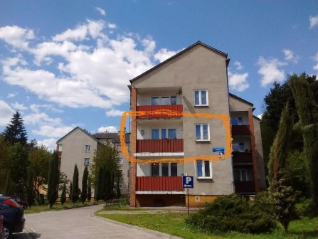 Mieszkanie 2-pokojowe Krasnystaw, ul. Leśna