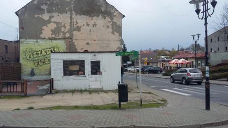 Działka budowlana Pełczyce, ul. Kościuszki