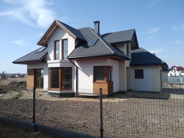 dom wolnostojący, 4 pokoje Głogów Małopolski Leśna Wola, ul. Wojska Polskiego