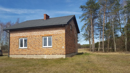 dom wolnostojący Szczesie, Szczesie