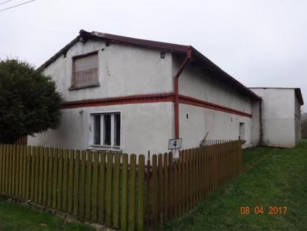dom wolnostojący, 2 pokoje Brzeźno
