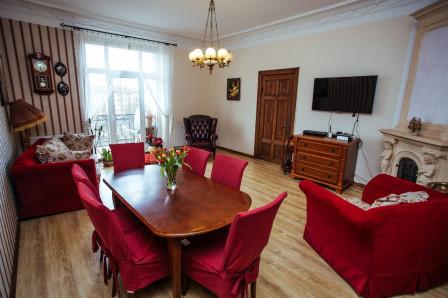 Mieszkanie 4-pokojowe Gdańsk Dolne Miasto, ul. Łąkowa 34