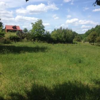 Działka rolna Urowo