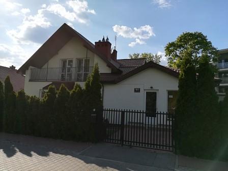 budynek wielorodzinny Legionowo Centrum, ul. Romualda Traugutta 2