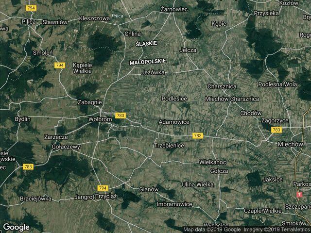 Działka budowlana Sulisławice