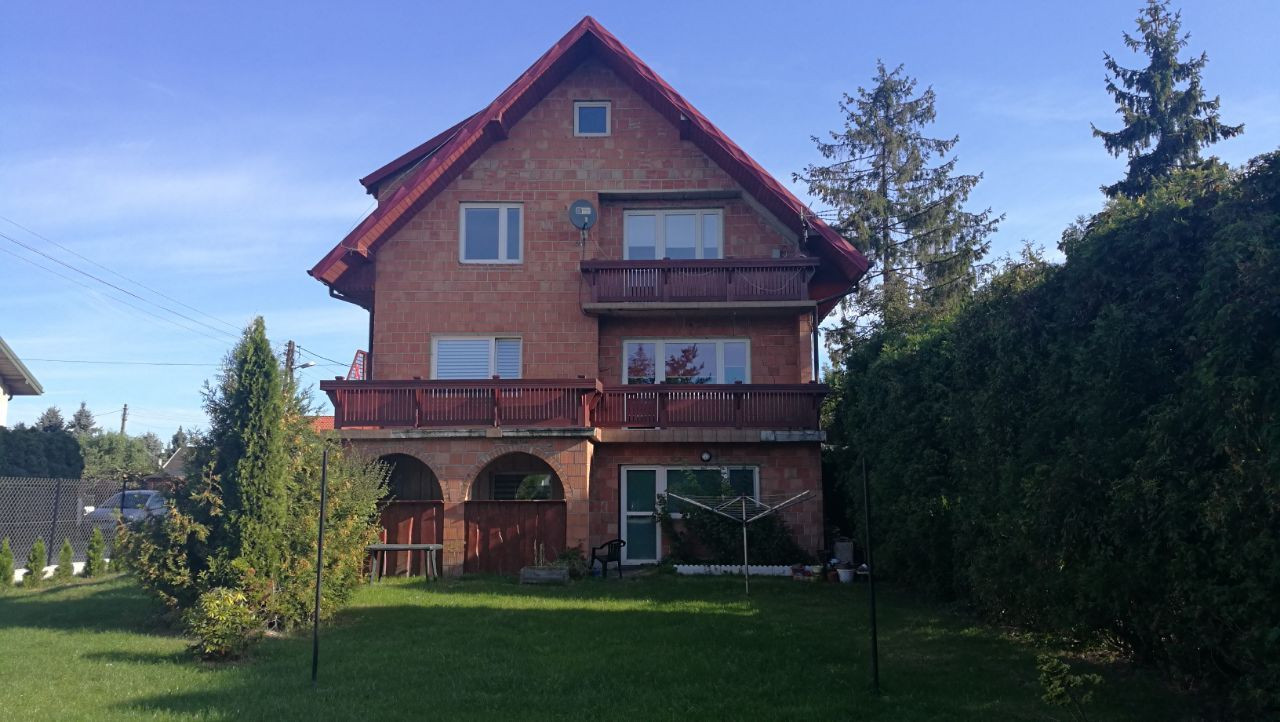 dom wolnostojący, 7 pokoi Sochaczew, ul. Chełmońskiego 51