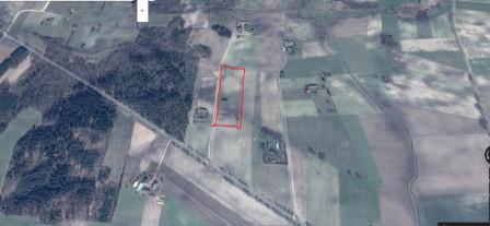Działka rolna Kukowo