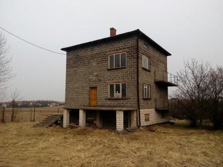 dom wolnostojący Giebło