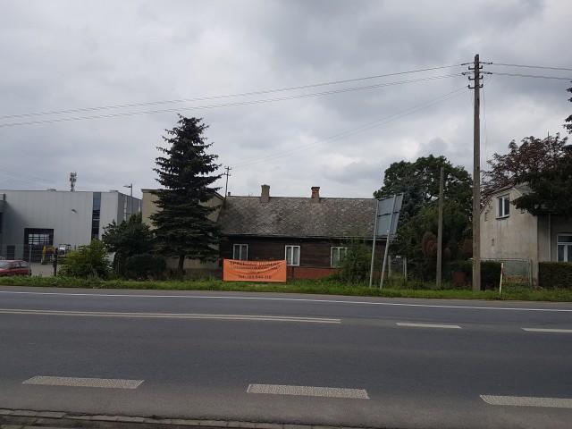Działka inwestycyjna Ożarów Mazowiecki, ul. Poznańska 372