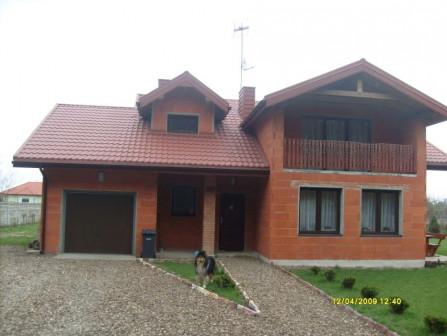 dom wolnostojący Kraszew, ul. Szyszkowa 66