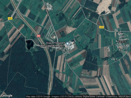 Mieszkanie 2-pokojowe Stawiski Smolniki, ul. Smolniki 3