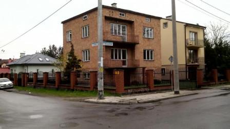 dom wolnostojący Wołomin, ul. Krucza