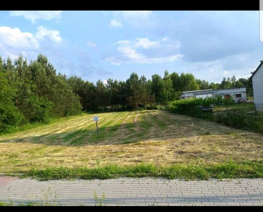 Działka budowlana Wolina