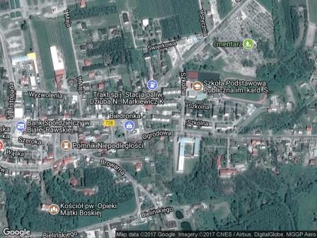 Mieszkanie 4-pokojowe Nowe Miasto nad Pilicą, ul. Ogrodowa 9