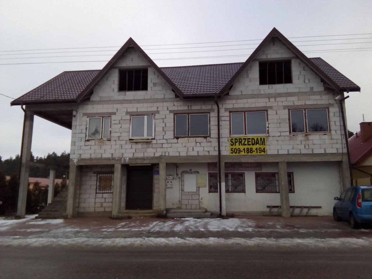 dom wolnostojący Turośl, ul. Jana Pawła II