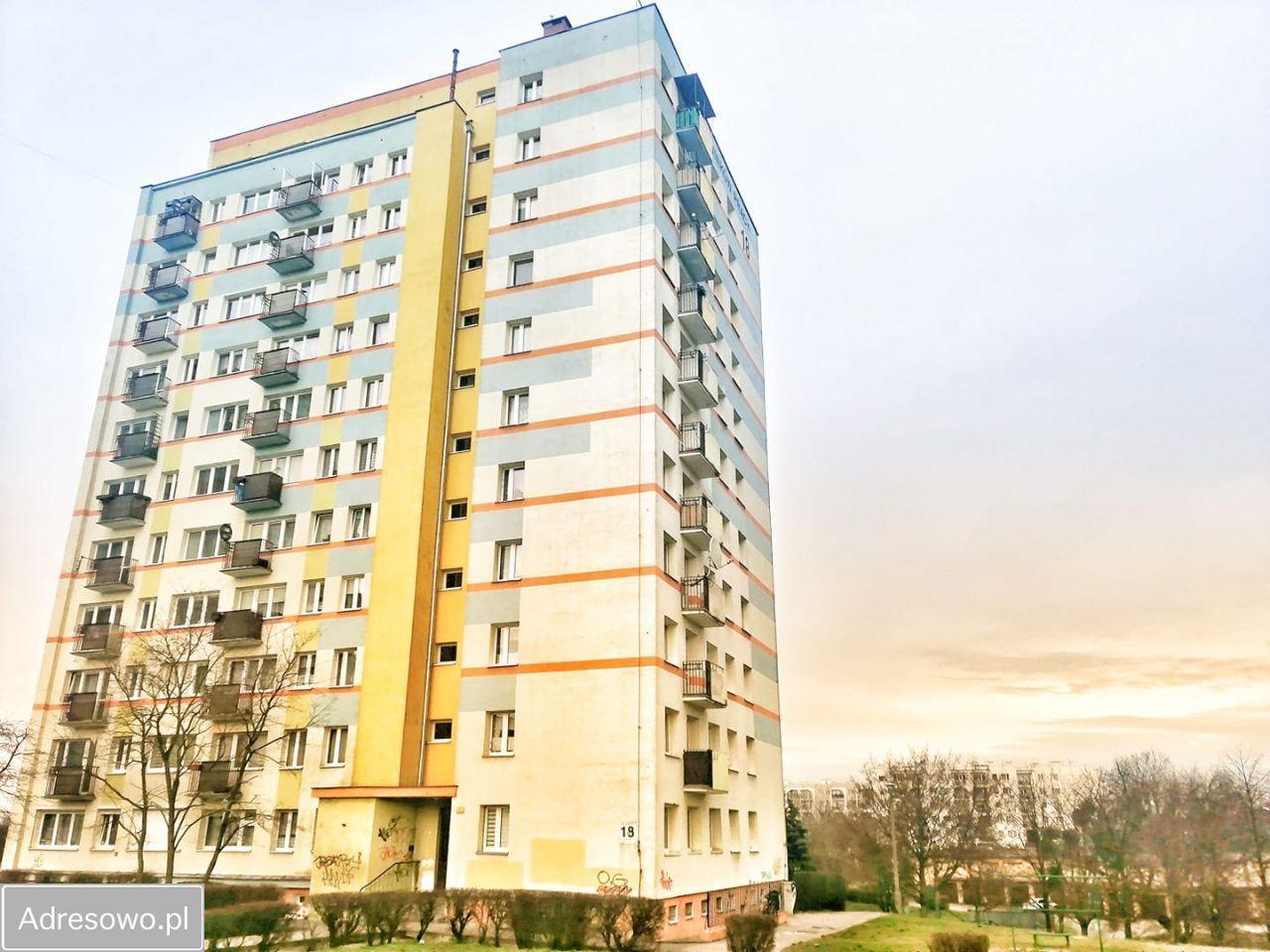 Mieszkanie 1-pokojowe Bydgoszcz Kapuściska, ul. Przodowników Pracy
