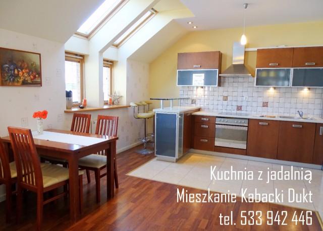 Mieszkanie 3-pokojowe Warszawa Ursynów, ul. Kabacki Dukt 7