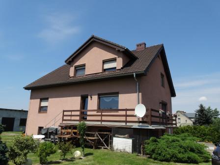 dom wolnostojący, 6 pokoi Kluczbork
