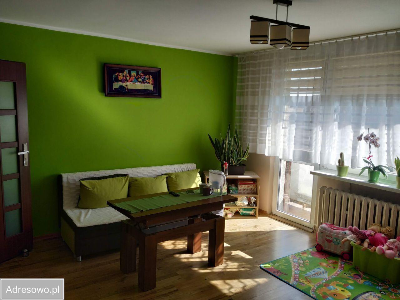 Mieszkanie 2-pokojowe Tychy Paprocany