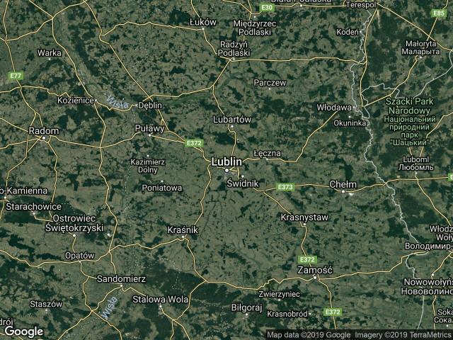 Mieszkanie 1-pokojowe Lublin