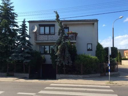 dom wolnostojący, 4 pokoje Wągrowiec