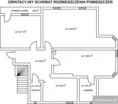 Mieszkanie 3-pokojowe Polanica-Zdrój, ul. Kłodzka