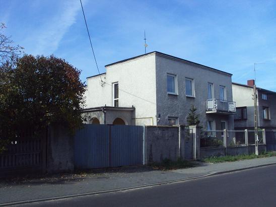dom wolnostojący, 7 pokoi Pabianice Centrum, ul. Stefana Żeromskiego 28