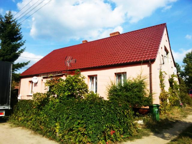 dom wolnostojący Zielona Góra Racula, ul. Jaśminowa 5