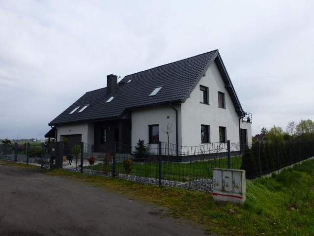 dom wolnostojący Kluczbork, ul. Gierymskiego 14