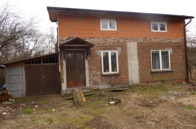 dom wolnostojący Łódź Polesie, ul. Pienista